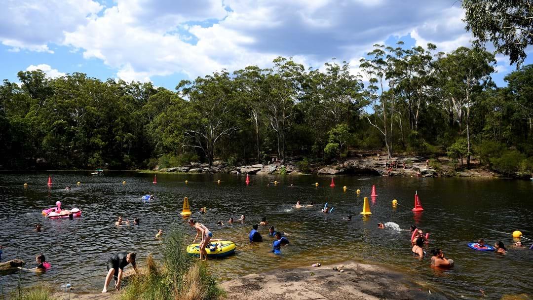 Man Found Dead At Lake Parramatta
