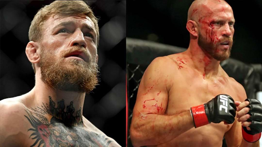 UFC Legend Cowboy Cerrone Teases Interim Title Fight With Conor McGregor