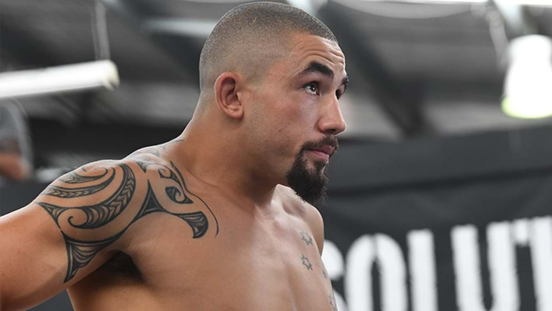 """Tell The Fans How Sorry I Am"": Whittaker's Last Words Before Surgery"