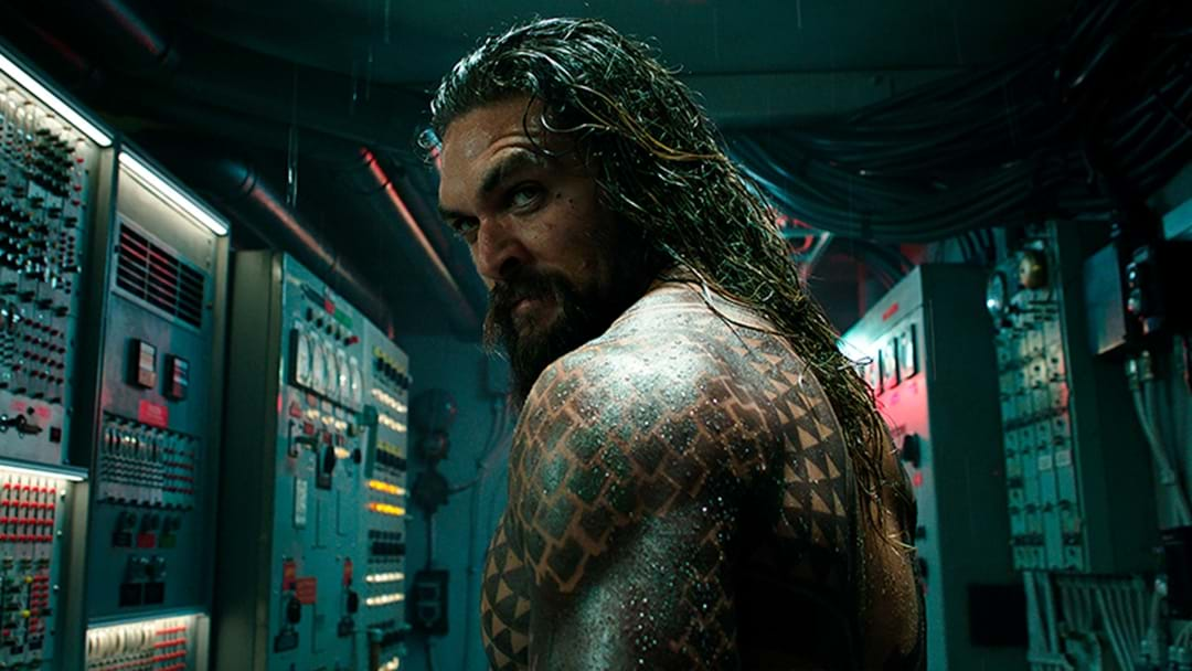 An 'Aquaman' Sequel Is Officially In The Works