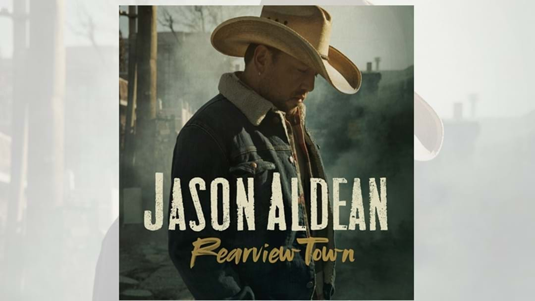 "Jason Aldean's Next Single ""Rearview Town"""