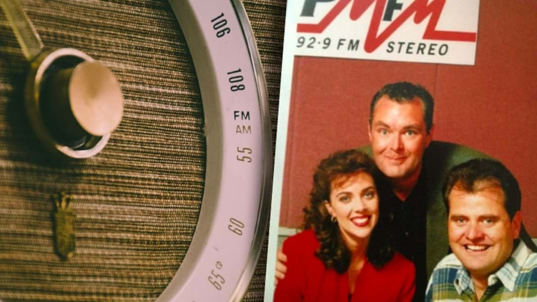 Remember Perth Radio In The '80s... We Have A Treat For You