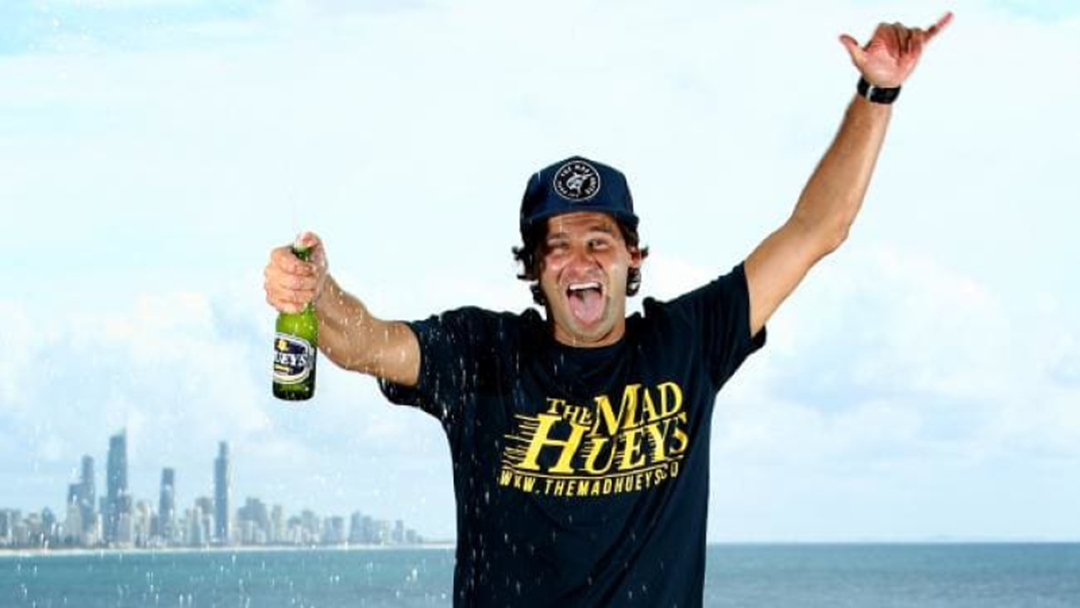 Shaun From The Mad Hueys Gives The Funniest Surf Report We've Ever Had
