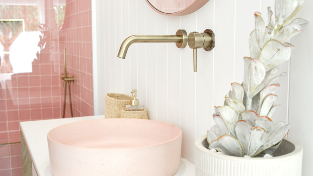 Why Coloured Tap Ware And Bathroom Products Are The Way Of The Future