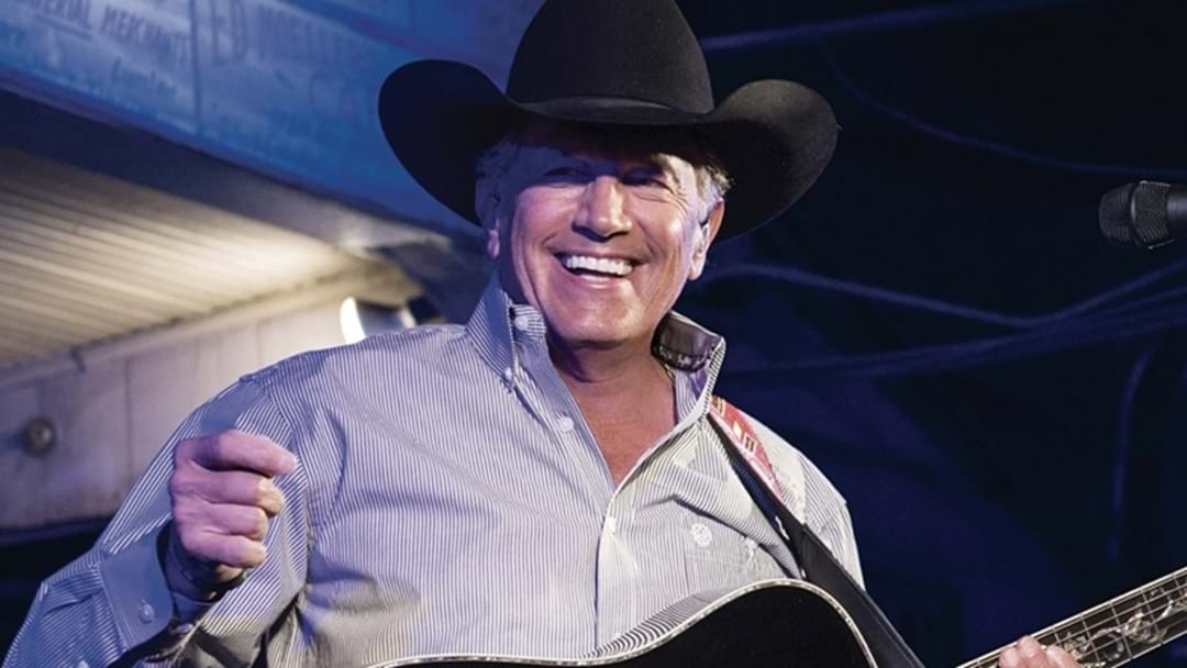 The Great George Strait Has the Most Added Song At Country Radio