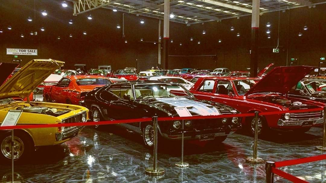 Gosford Classic Car Museum Runs Out Of Gas