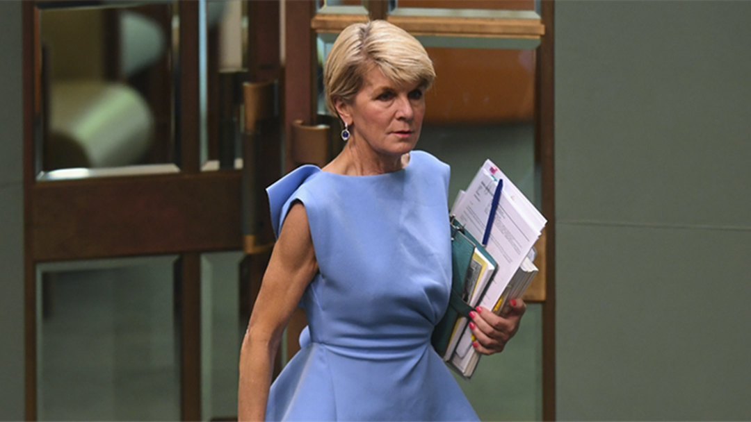 Julie Bishop Has Announced Her Retirement From Politics