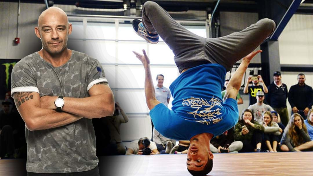 C'MON MAN: MG Unleashes After Hearing Breakdancing Is Set To Be Included In The Olympics
