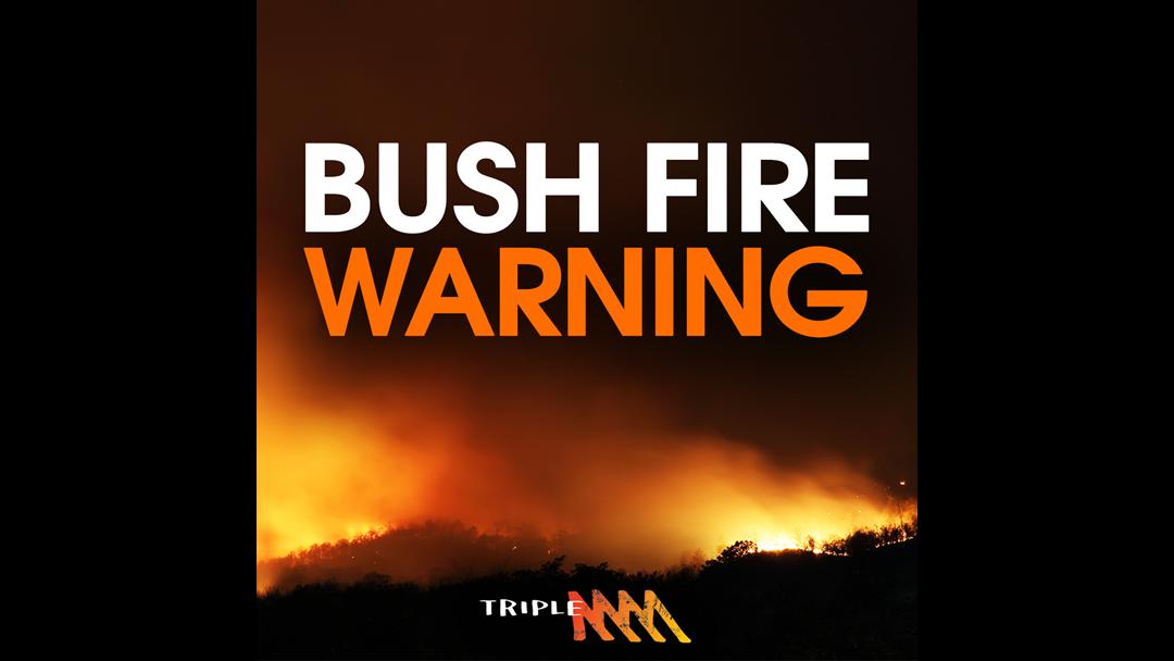 Coolgardie Esperance Highway Fire Update: