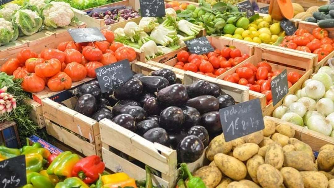 Fruit And Veg Prices To Soar After Tough Summer Weather