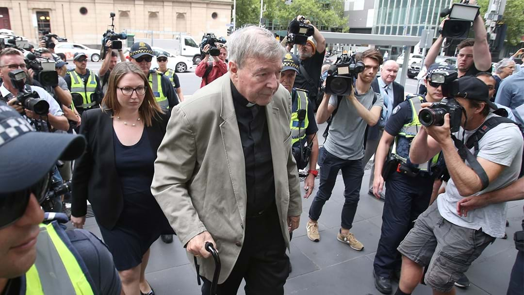 BREAKING: George Pell Convicted On Five Counts Of Child Sex Abuse