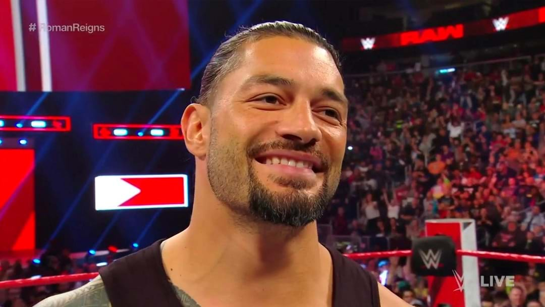 WWE Star Roman Reigns Announces His Cancer Is In Remission