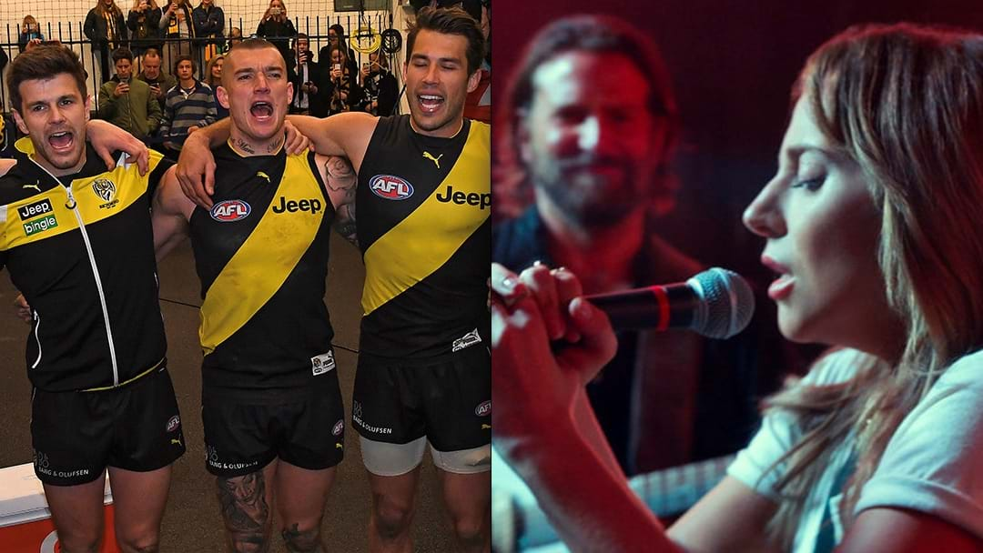 LISTEN | Scared Weird Little Guys Mash Up Richmond's Theme Song With 'Shallow'