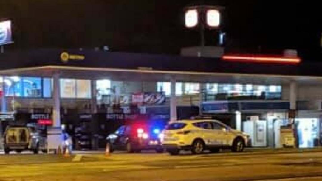 West Gosford Servo Robbed Last Night For The Second Time In A Week