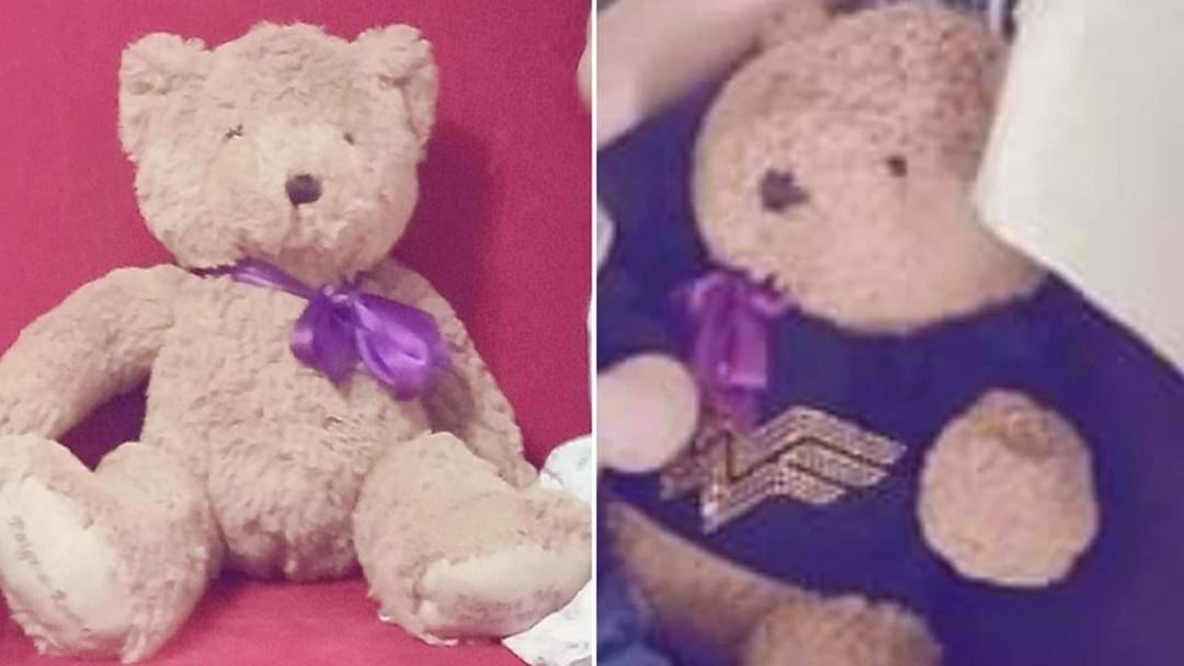 Flower Girl's Ashes Returned After Teddy Bear Disappearance