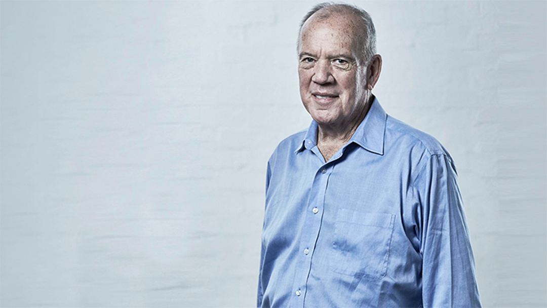 Iconic Journalist Mike Willesee Has Passed Away