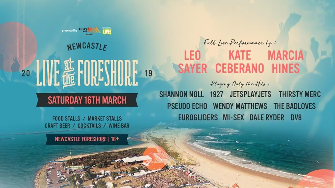 Live at the Foreshore