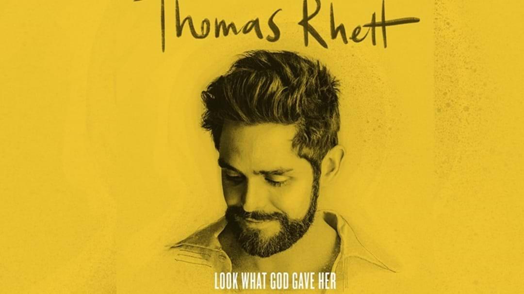 Thomas Rhett Announces New Single