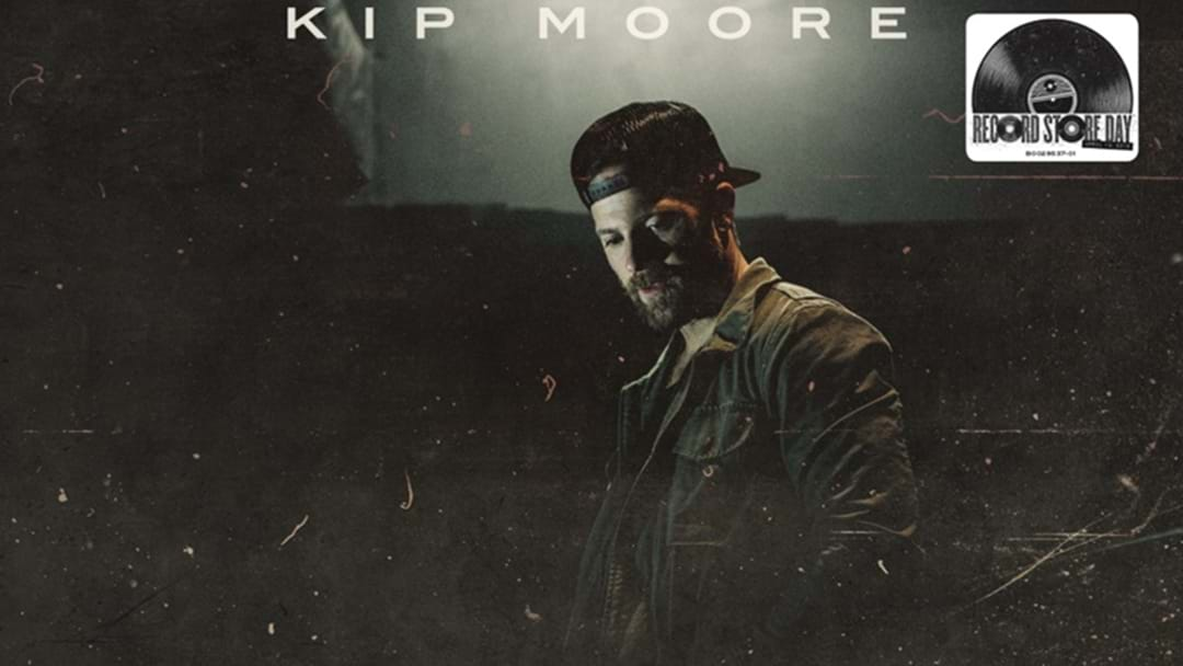 Kip Moore Will Release ROOM TO SPARE Vinyl On Record Store Day