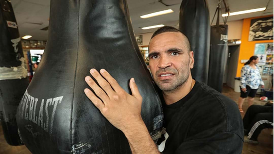 Anthony Mundine Refuses To Stand For The National Anthem