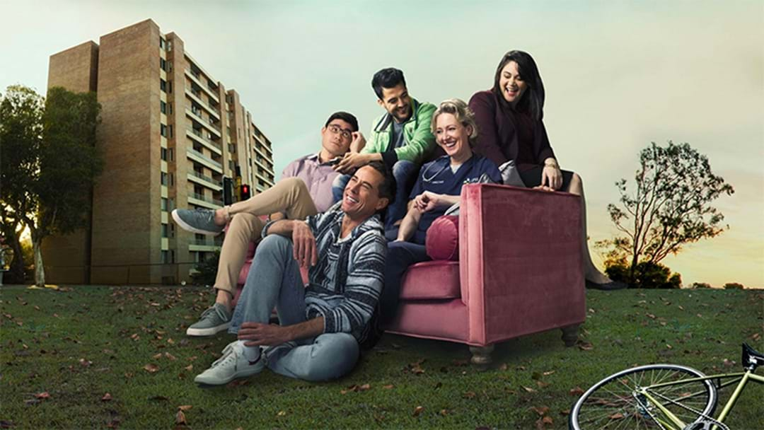 The ABC Have Been Showing An Awesome Little TV Series Where Perth Shines Bright