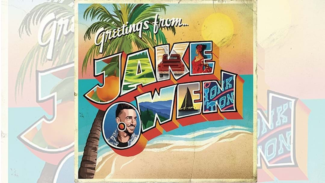 "Jake Owen Announces New Album ""Greetings ... from Jake"
