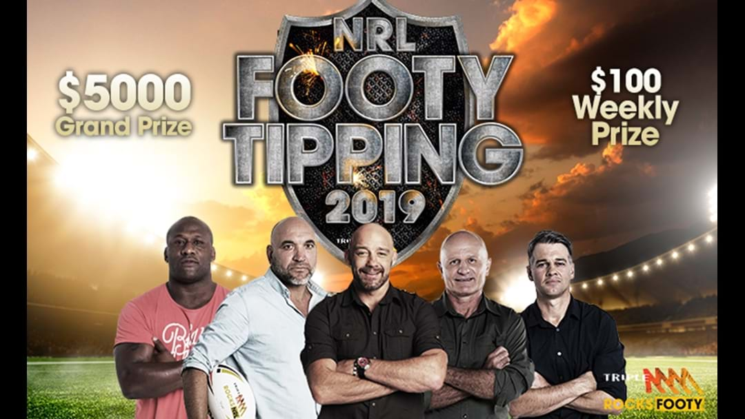 WIN $5000 With Triple M's Footy Tipping 2019