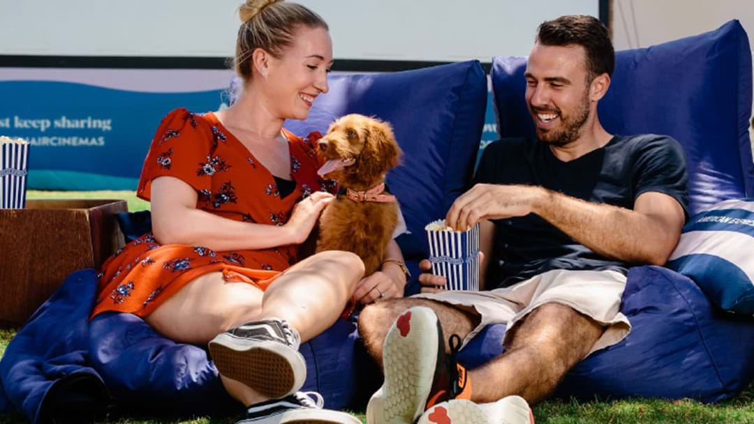 Perth's Hosting An Outdoor Film Festival And Yes, YOU CAN BRING YOUR DOG