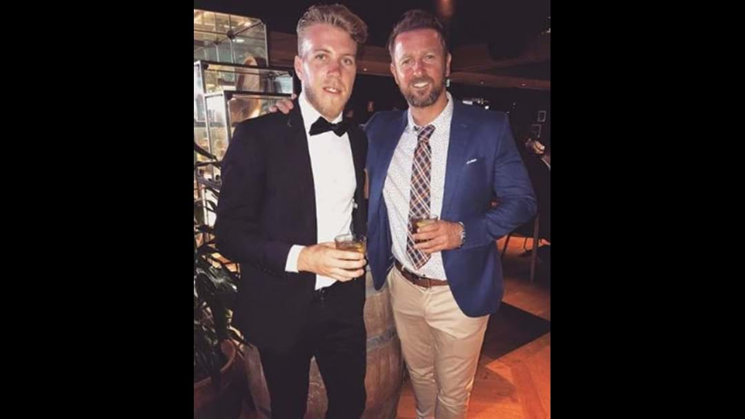 Mariners Star Andrew Hoole Pays Price For Breaking Booze Ban