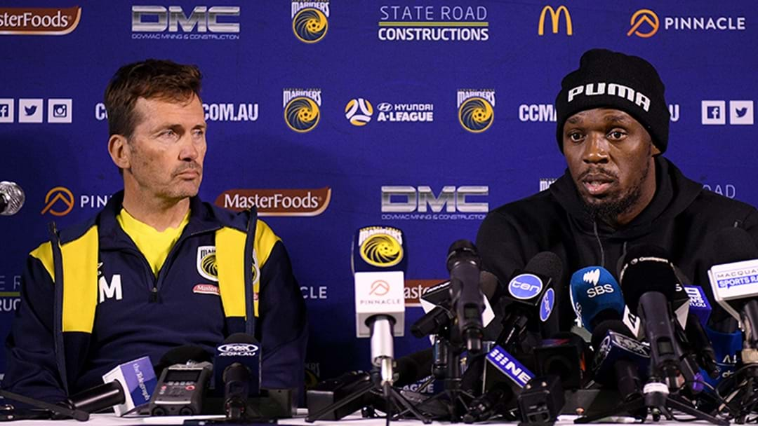 Central Coast Mariners Sack Their Coach At 1am Following Brutal 8-2 Loss