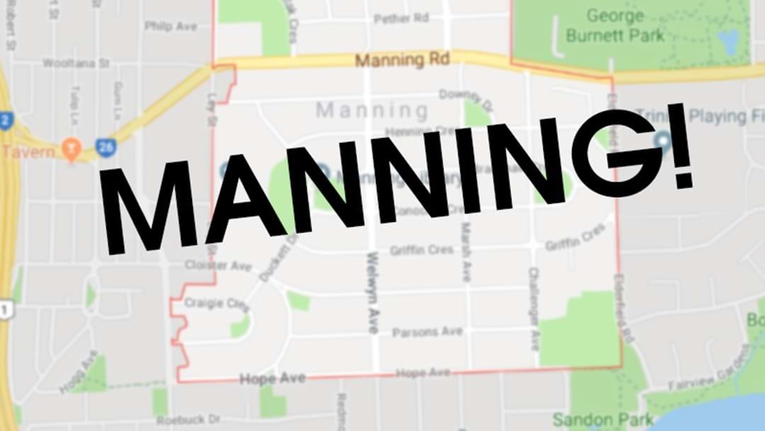 Hits From Ya Hood: Manning