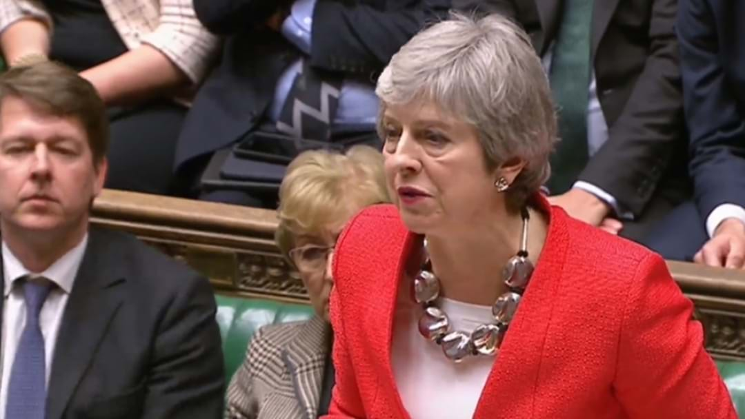 Theresa May's Brexit Deal Has Just Been Defeated In British Parliament