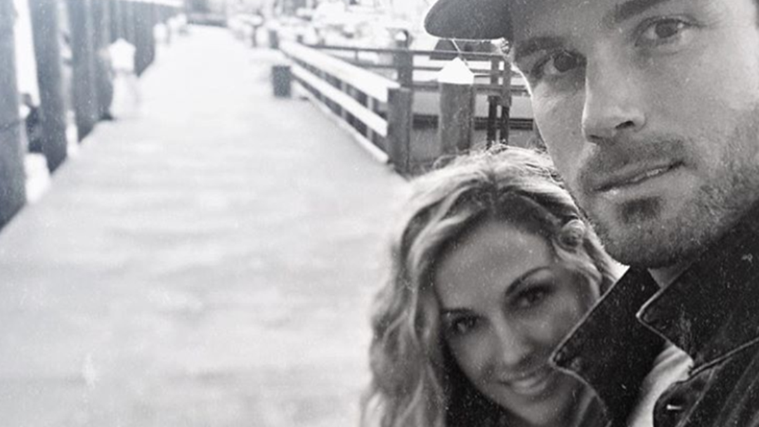 Jason Aldean's Sister Engaged to Chuck Wicks