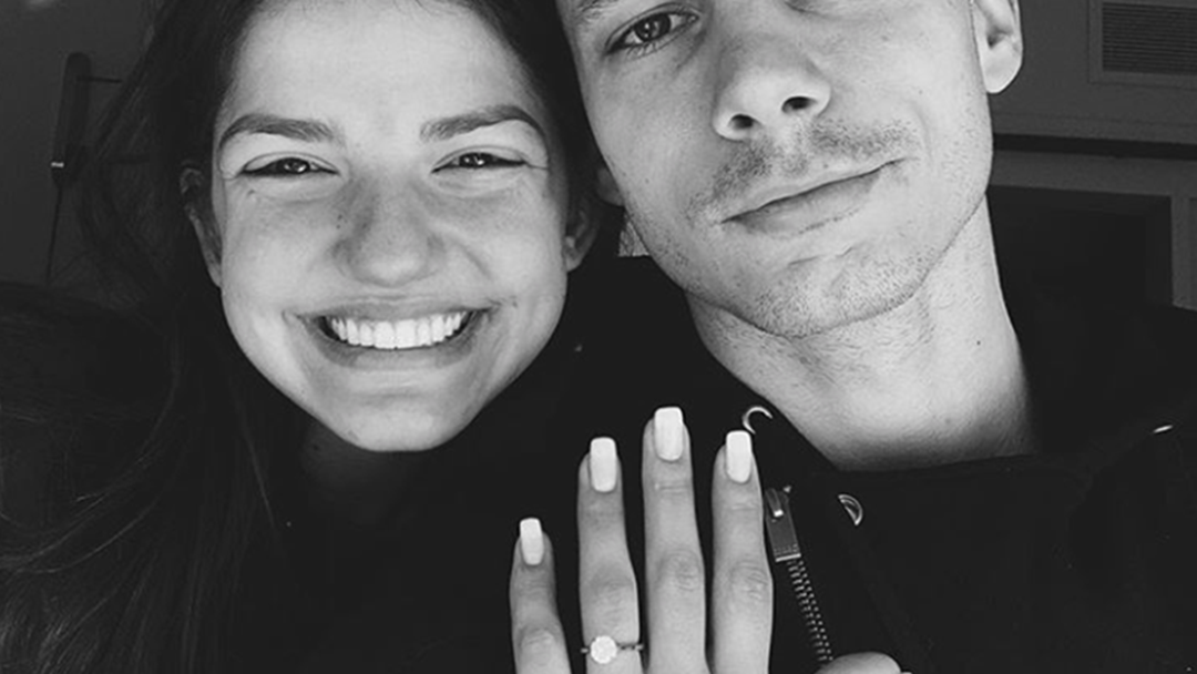 Devin Dawson Proposes to Longtime Girlfriend