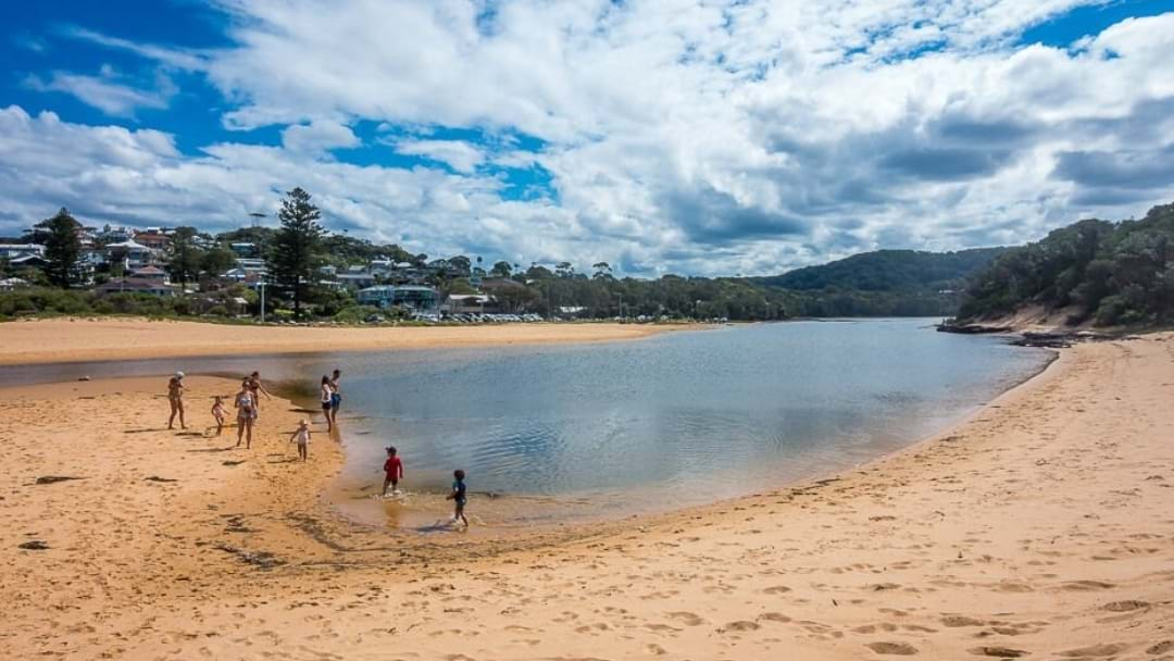 Wamberal Lagoon Re-Opens After Sewer Main Break