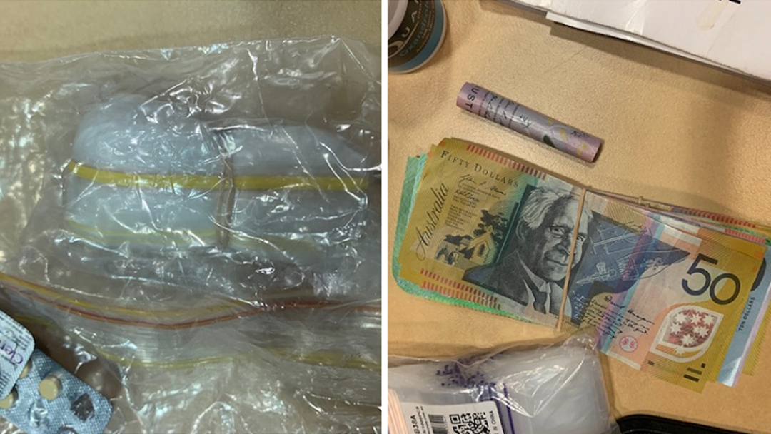Police Allegedly Find $15K Worth Of Cocaine After Pulling Car Over In Southport