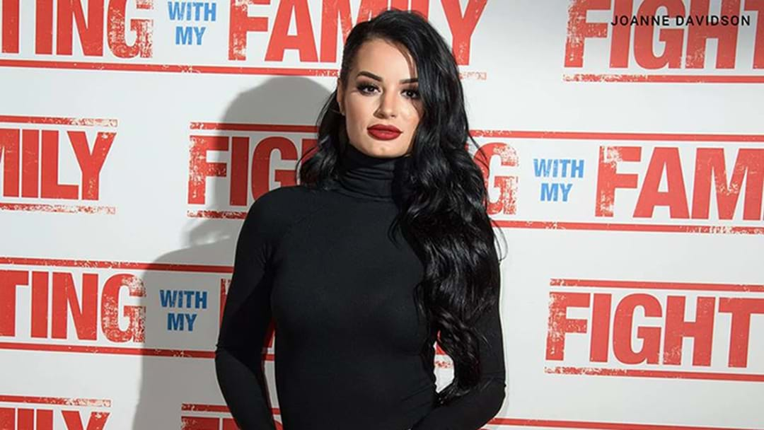 LISTEN: Fighting With My Family Star Paige Spoke To Triple M About Her New Film