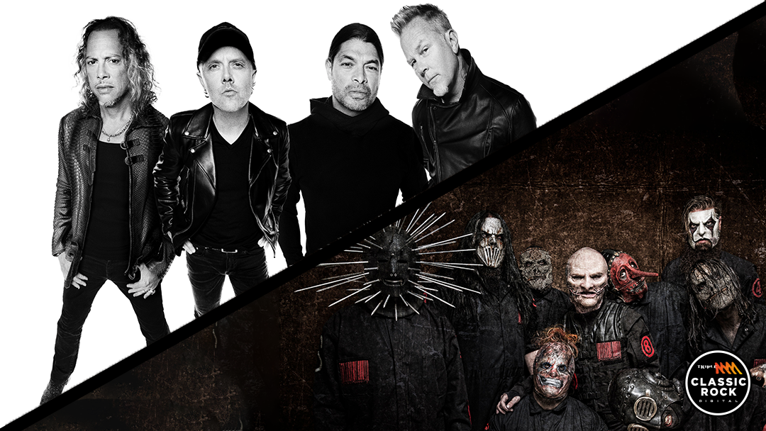 Win tickets to see Metallica LIVE!