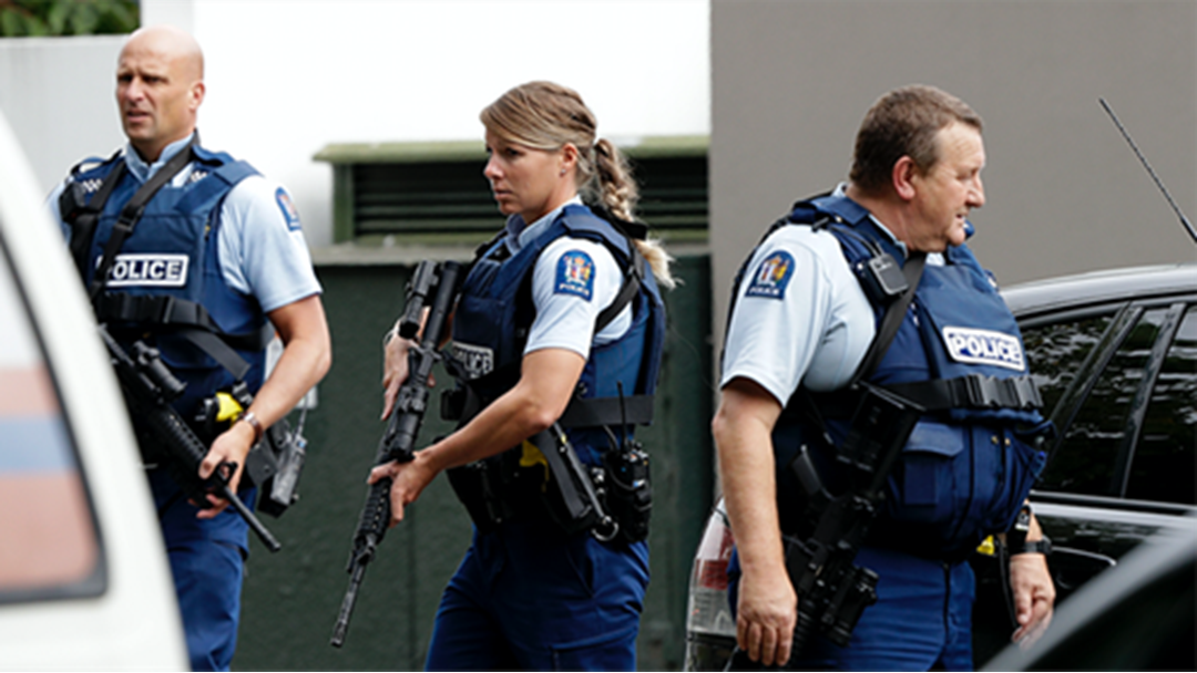 New Zealand Police Confirm One Person In Custody After Christchurch Mass Shooting, Possibly More On The Loose