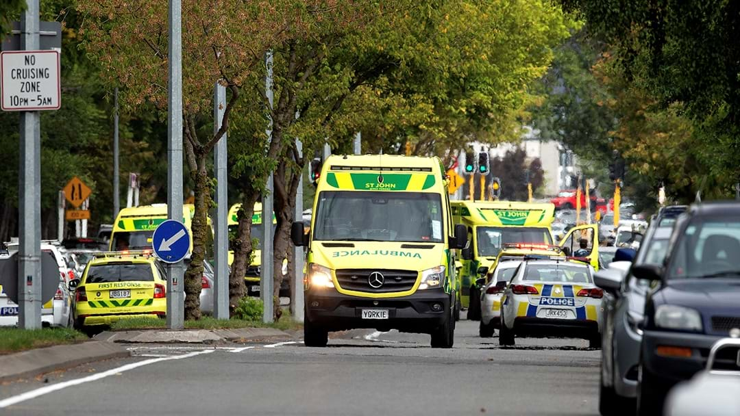 Australian-Born Citizen Arrested In Relation To Christchurch Shooting