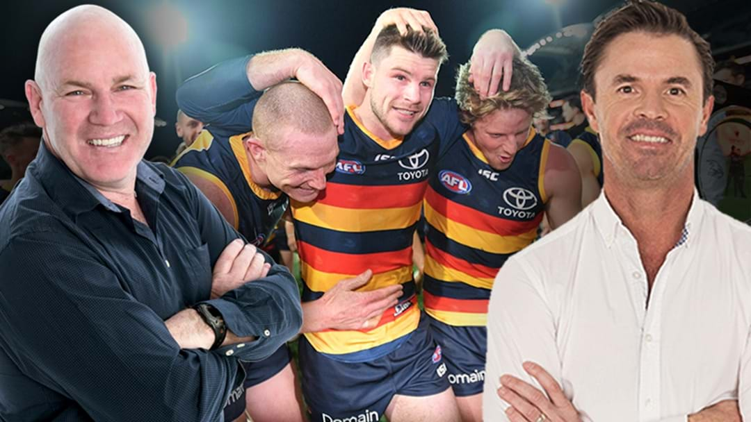 LISTEN | Jars & Blewie Run Through Their Predictions For The 2019 AFL Season