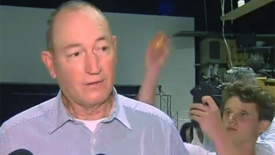 More Than A Million People Sign Petition To Have Fraser Anning Removed From Parliament