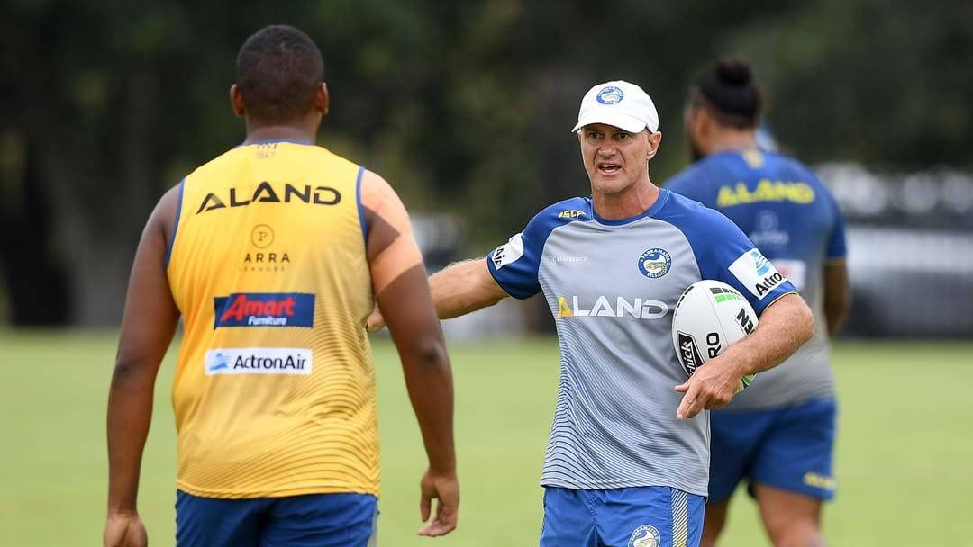 """""""Let Arthur Coach!"""" MG Slams Parramatta For Discussing Brad Arthur's Contract"""