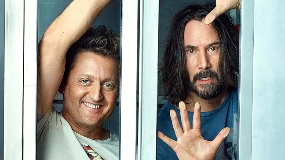 The Long-Awaited BIll And Ted Sequel Has Finally Been Confirmed