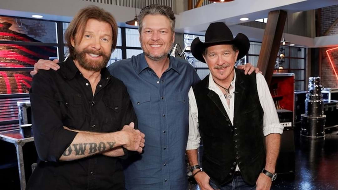 """Brooks & Dunn Make Appearance on """"The Voice"""""""