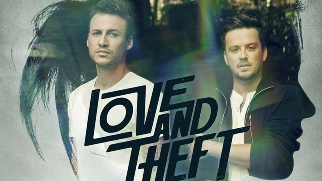 Love And Theft Announce New Single
