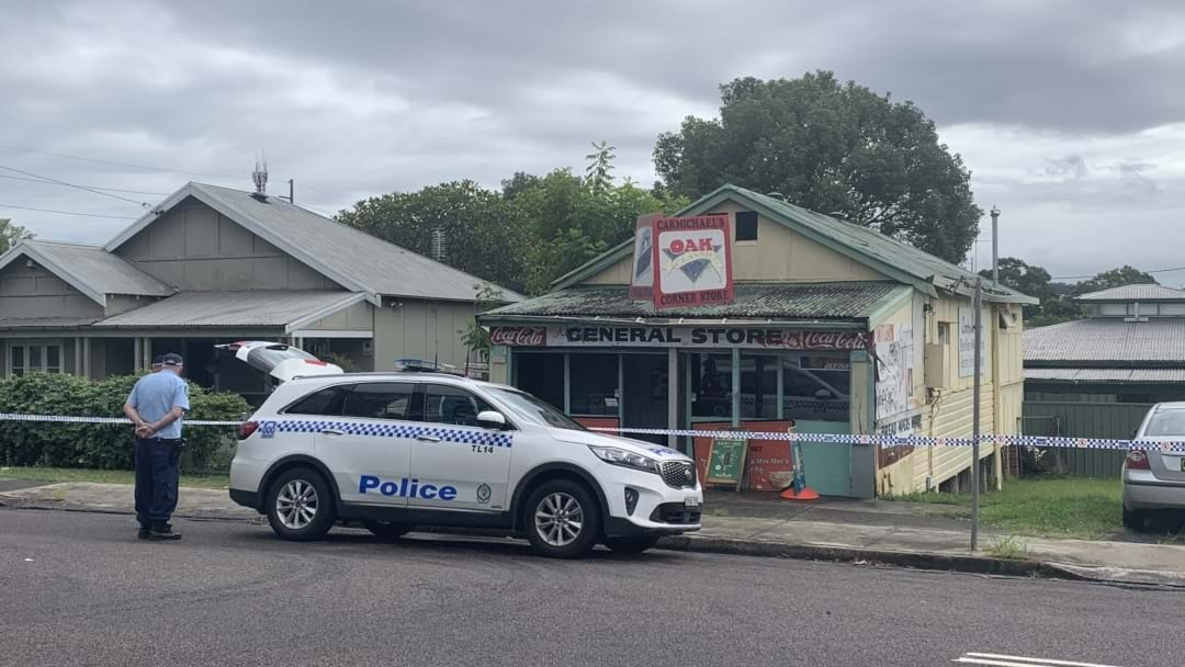 Man Stabbed In Convenience Store In Wyong