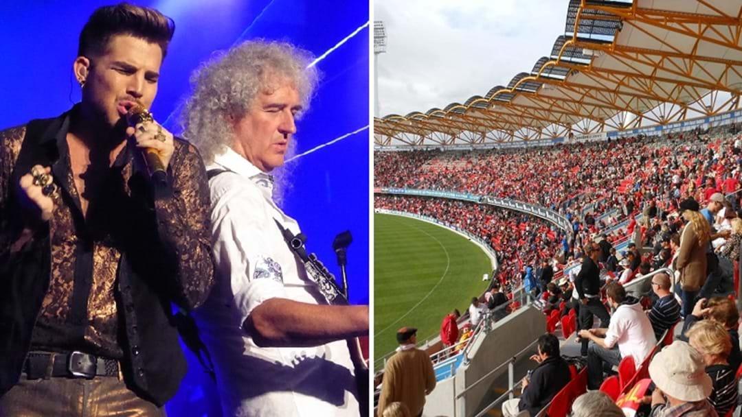 METRICON RHAPSODY: Queen To Play Gold Coast Stadium Spectacular
