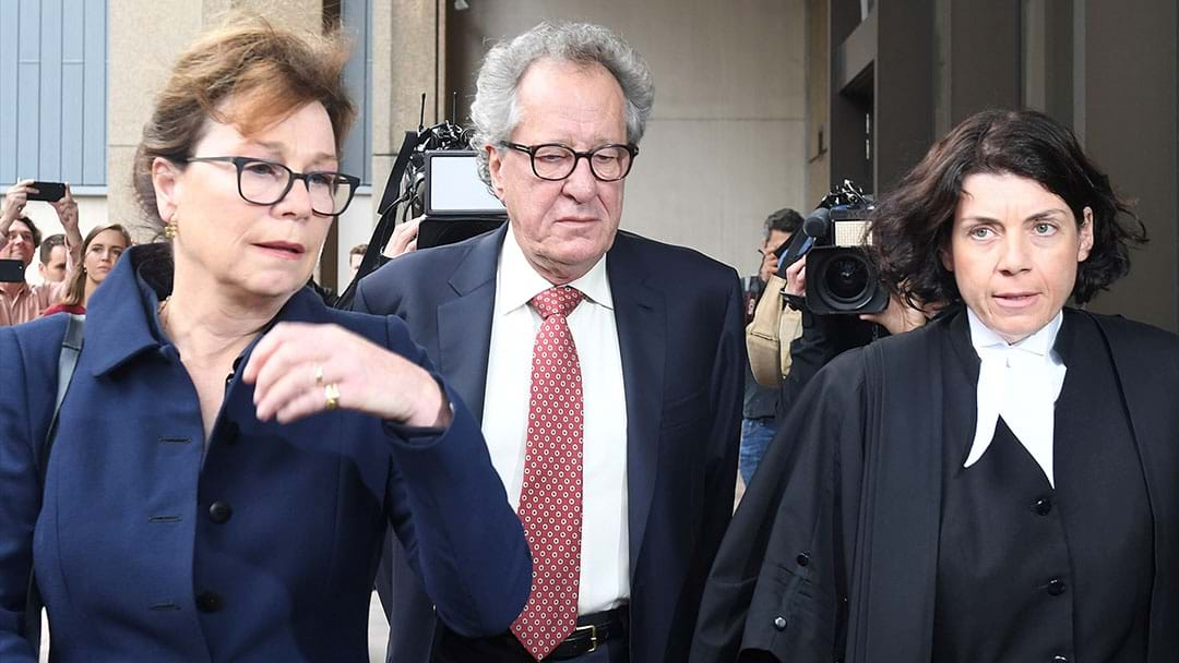Geoffrey Rush Wins His Defamation Case