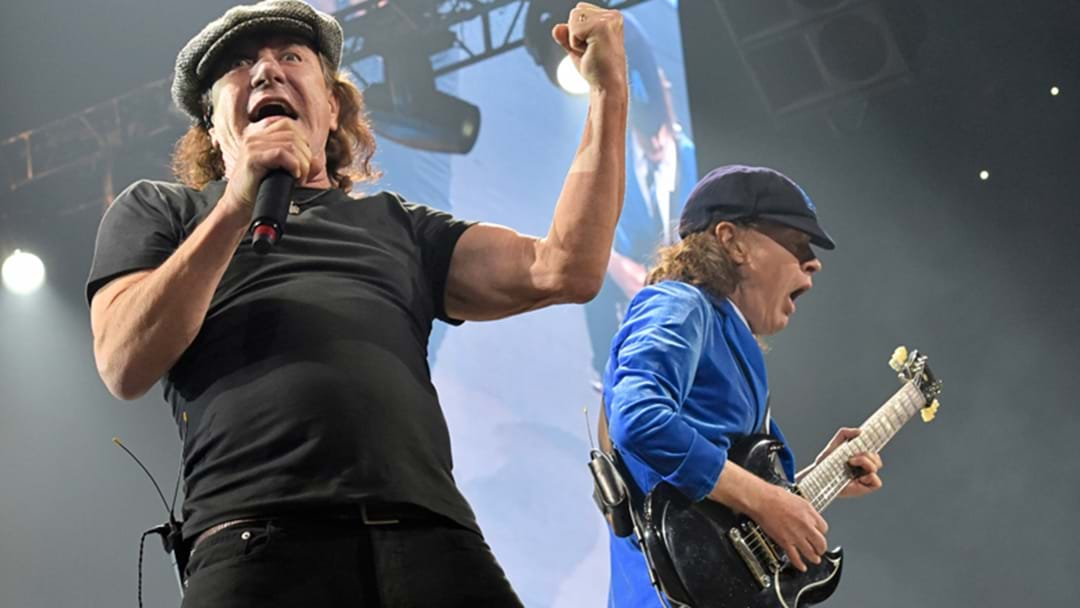 Dave Gleeson On The Future Of AC/DC